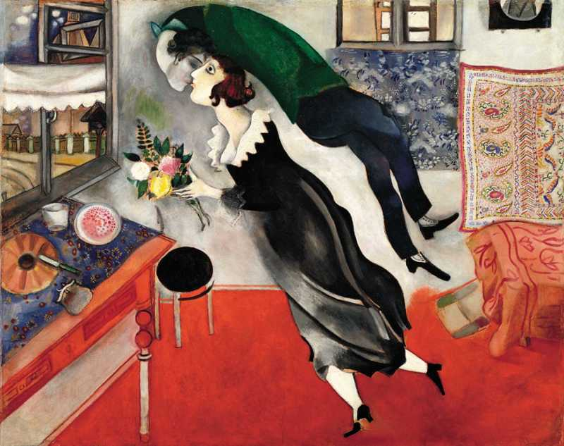 chagall birthday
