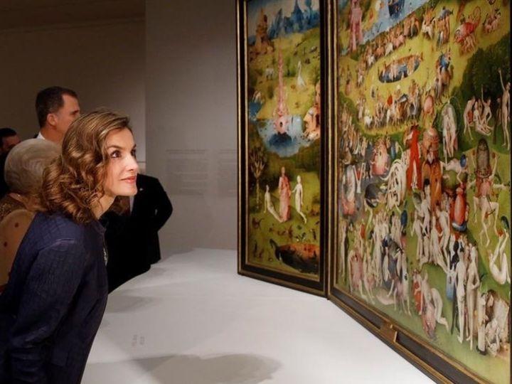 Museos y galer as recomendaciones internacionales for Bosco el jardin de las delicias