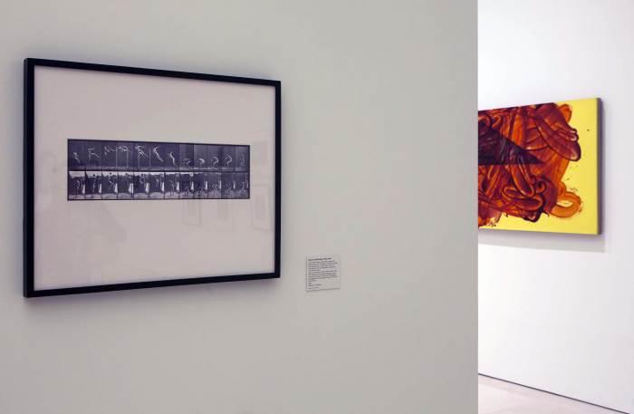 "160419 MALAGA-Museo Picasso Malaga. Exposicion ""Mural. Jackson Pollock. La energia hecha visible"". Del 21.04.2016 - 11.09.2016. © MPM/jesusdominguez.com"